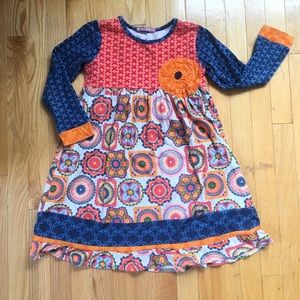 Jelly the Pug size 8 girls Dress